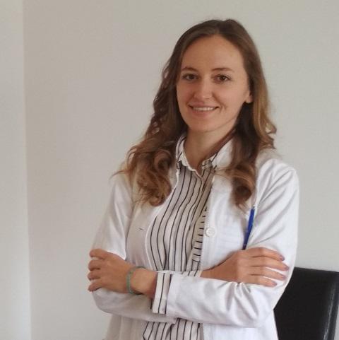 Sladić Milica. Specijalista strukovni nutricionista dijetetičar - oblast Javno zdravlje. Šid.